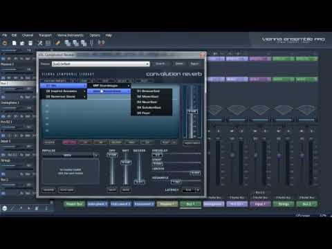 Vienna Ensemble Pro Features Youtube