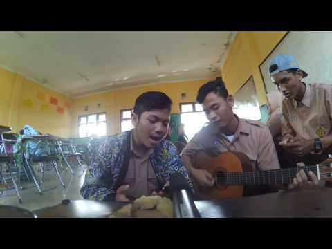 Cover lagu (judika sampai akhir) by aldi jojo