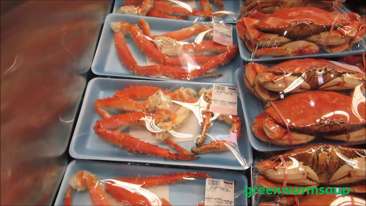 costco king crab legs price