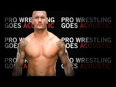 Randy Orton Voices Theme Song WWE Acoustic   Pro Wrestling Goes Acoustic