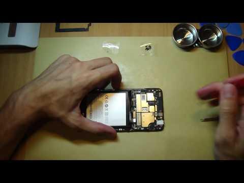 Разборка Meizu M3 Note + замена дисплея  ч.1(ускоренная версия)