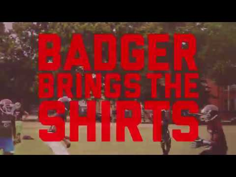 Badger Sport - USAF Grant Series - Badger Brings the Shirts, Teams Bring the Hustle   STOMP 2