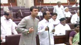 MiM FLOOR LEADER AKBARUDDIN OWAISI SPEECH IN ANDHRA PRADESH ASSEMBLY