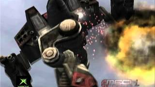 Mech Assault Official Trailer (2002, Microsoft/Day 1 Studios)