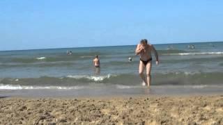 Рассказ отдыхающей Елены об отдыхе в Анапе. Сегодня 17.07.2015(Случайно сегодня попал на пляж Центра реабилитации и лечения МВД