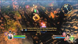 GIGA Gameplay - Dungeon Siege 3 - giga.de - (german|deutsch)