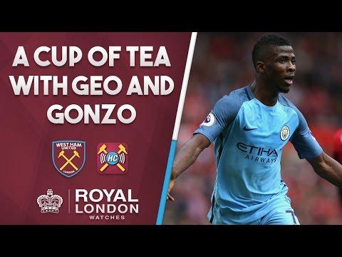 Cup of tea with Geo & Gonzo | Episode 17 ft Iheanacho, Zabaleta & Ruddy