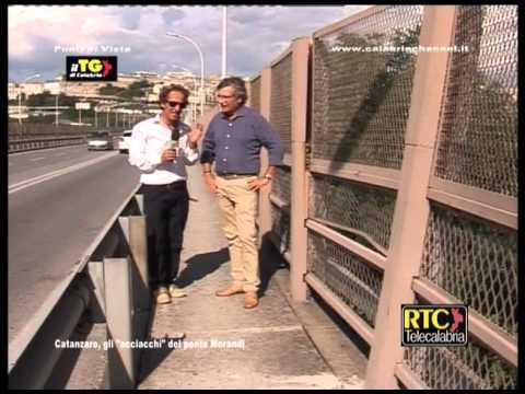 Видео il mistero del ponte maledetto di catanzaro ponte bisantis