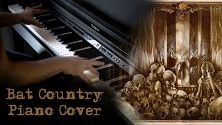Avenged Sevenfold - Bat Country - Piano Cover