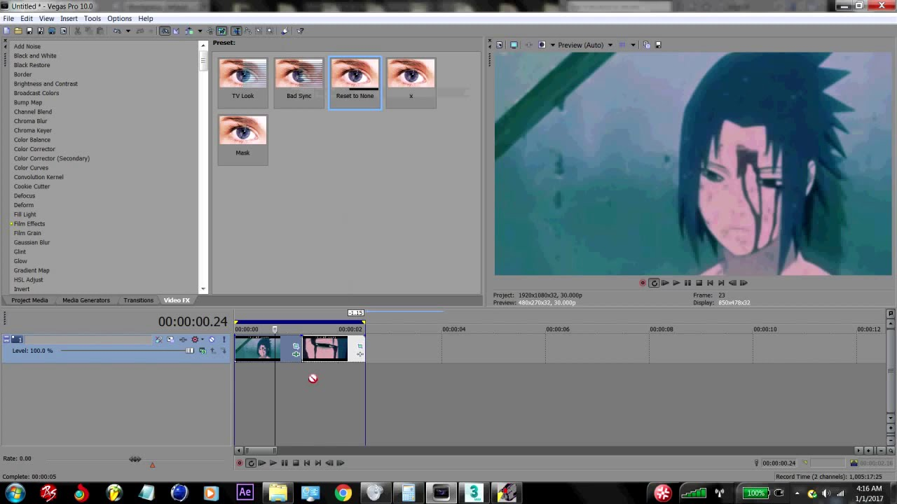 sony vegas transitions download
