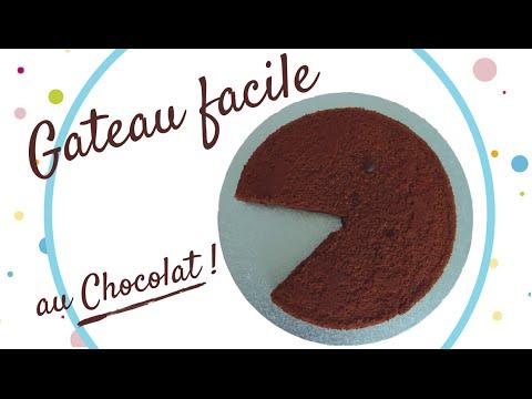 faire-un-gateau-au-chocolat---gateau-facile