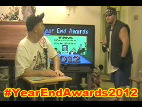 TNA Wrestling  Zone 2012 Year End Awards