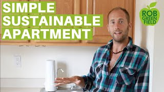 Rob Greenfield's Simple Sustainable Apartment