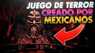 MEXICANOS HAN CREADO ESTE JUEGAZO DE TERROR  * THERAPY * TIENES QUE VERLO