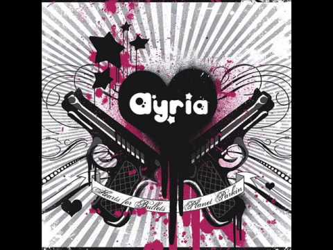Ayria - Invicible (Cover version from Pat Benatar) + Lyrics