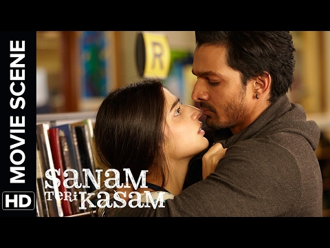 A Criminal has no rights to love   Sanam Teri Kasam   Movie Scene