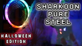 Sharkoon Pure Steel RGB `Halloween Edition` - test i recenzja - VBT