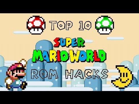 Top 10 Super Mario World Hacks