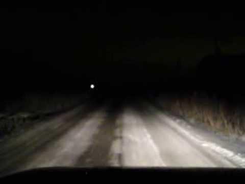 Противотуманные фары (ПТФ) Hella FF 50 на ВАЗ 2110 - YouTube