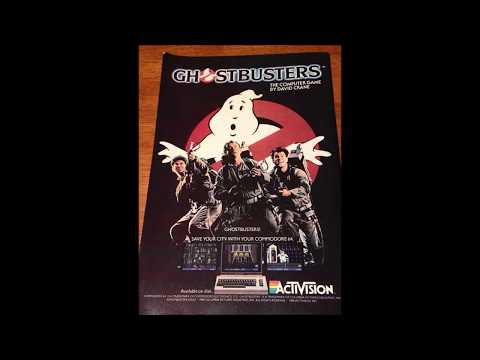 COMIC MAN PRODUCTIONS: GHOSTBUSTERS ACTIVISION VIDEO GAME STAR TREK COMIC BOOK AD 1985
