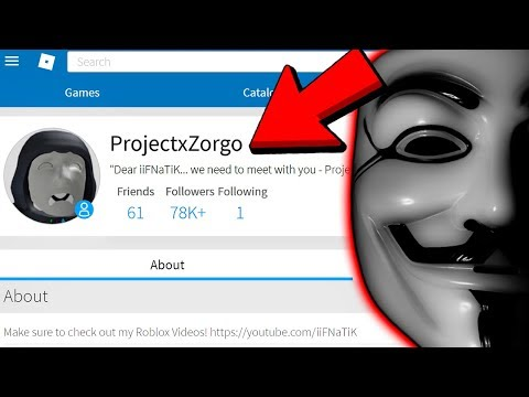Project Zorgo Roblox Game