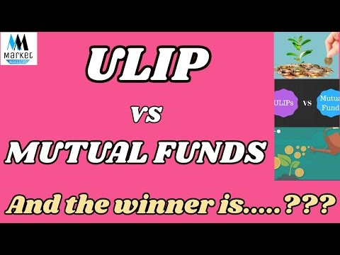 ULIP vs MF   | Detailed Comparison |
