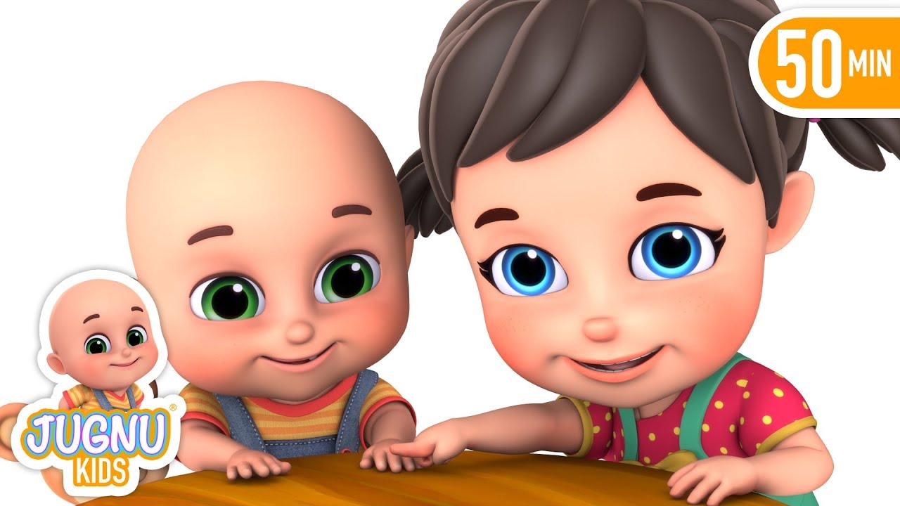 Akkad Bakkad Bambe Bo Nursery Rhymes In Hindi Hindi Rhymes And