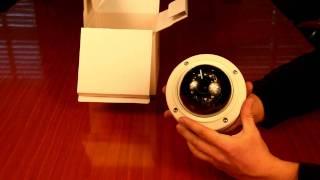 Обзор антивандальной купольной IP-видеокамеры 3S N3072