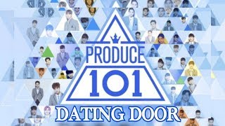 Video PRODUCE 101 Dating Door Game download MP3, 3GP, MP4, WEBM, AVI, FLV Agustus 2017