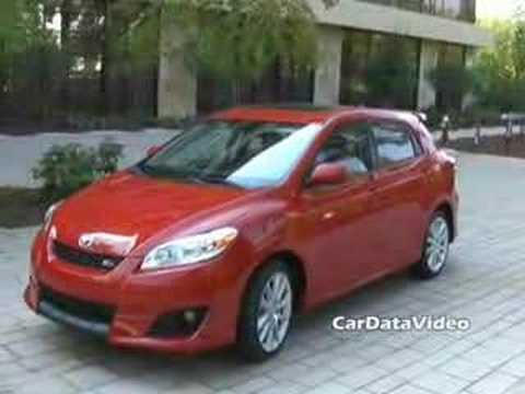 New Video 2009 Toyota Matrix - Inside and Out