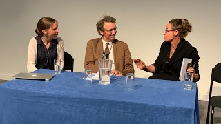 New Trinitarian Ontologies Conference - Panel 2: Challenges in Phenomenology & Hermeneutics