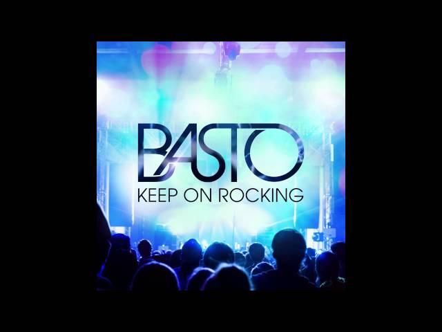 Basto – Keep On Rocking (Cover Art)