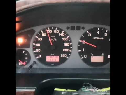 Сколько она жреть? Nissan Primera P11 Sr20de