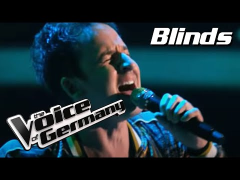 Michael Jackson - Rock With You (Simon Paterno)   The Voice of Germany   Blind Audition