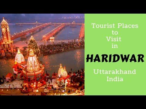 Tourist Places to Visit in Haridwar, Sightseeing | Best Attractions in Haridwar | Uttarakhand