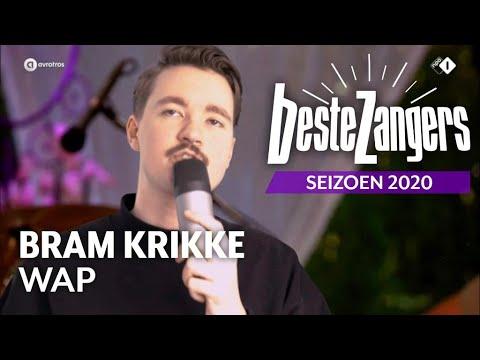 Bram Krikke in Beste Zangers (Cardi B - WAP Parodie)