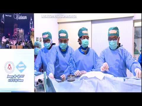 Lifetech KONAR-MF by PJT RSCM JAKARTA, a VSD live case in 2017