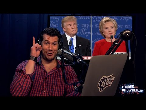 FULL FIRST PRESIDENTIAL DEBATE (With Crowder Commentary)