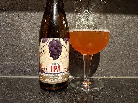 Brasserie De La Senne Schieven IPA | Belgian Craft Beer Review