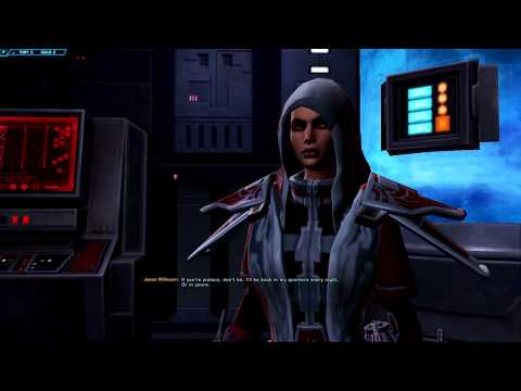 SWTOR Getting Jaesa Willsaam Dark Side + Romance And Story
