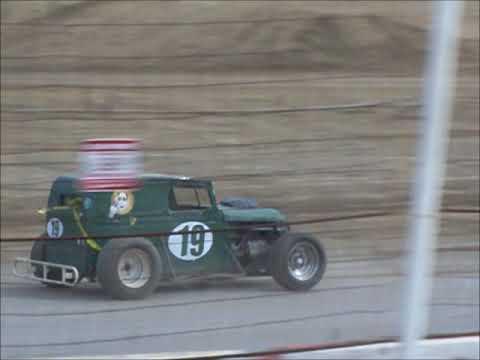 Dwarf Car Practice Barona Speedway 5-18-2019