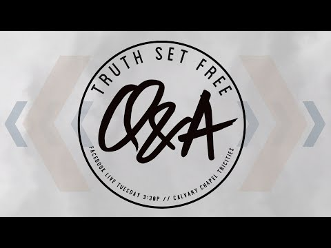 """""""Do All Children Born And In The Womb Go With Us In The Rapture?"""" Truth Set Free Q&A"""