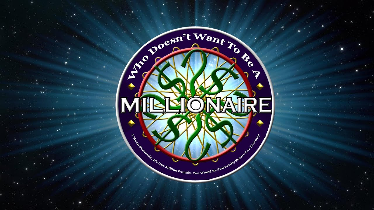 tv game show powerpoint templates - who wants to be a millionaire who wouldn 39 t youtube