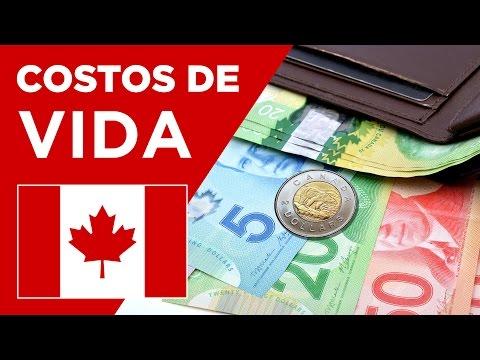 ¿Vale la pena vivir en Canadá - Costos de vida en Canadá