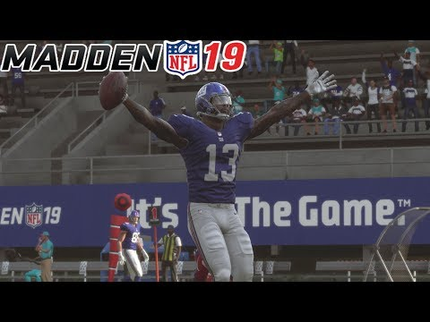 How To SHOWBOAT In MADDEN 19!! NEW Celebrations!!!