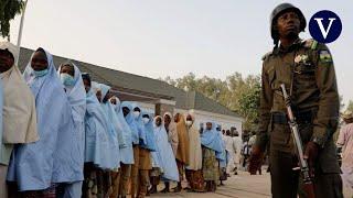 Liberadas las 279 alumnas secuestradas en un colegio de Nigeria