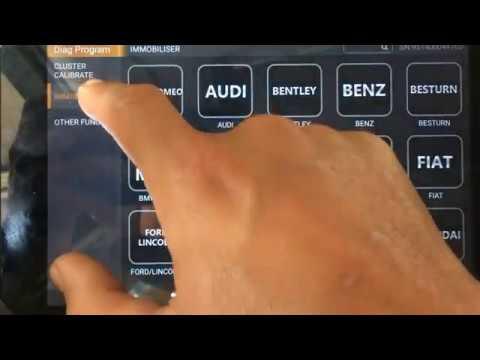 Program Smartkey Chevrolet Cruze 2014 By OBDSTAR Key Master Dp Plus And VVDI