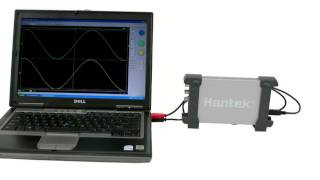 Hantek USB Oscilloscopes
