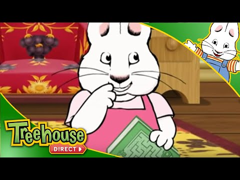 Max & Ruby: Ruby's Bedtime Story / Ruby's Amazing Maze / Max's Nightlight - Ep.56