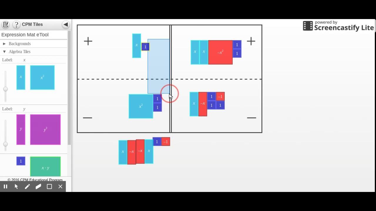 Math Cpm Tiles